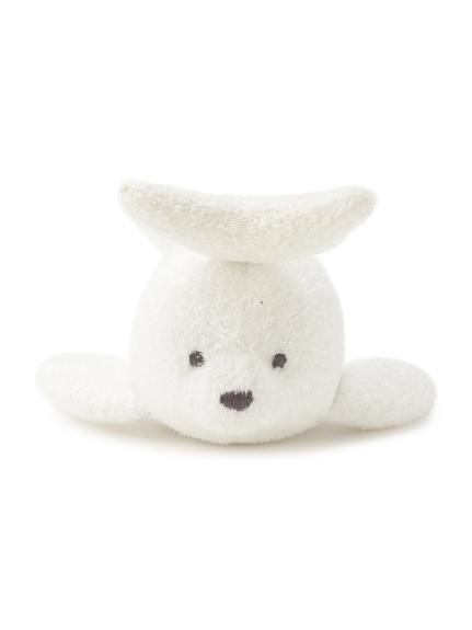 【BABY】'スムーズィー'アザラシ baby ガラガラ(OWHT-F)