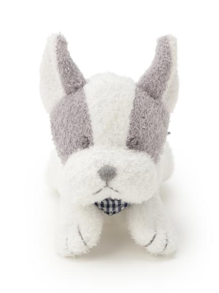【BABY】'スムーズィー'ドッグ baby ガラガラ