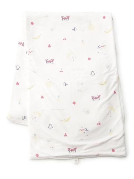 【BABY】シロクマフルーツ baby ブランケット