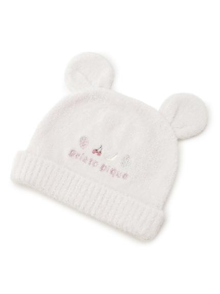 【BABY】'スムーズィー'シロクマフルーツ baby キャップ