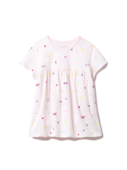 【KIDS】シロクマフルーツ kids Tシャツ