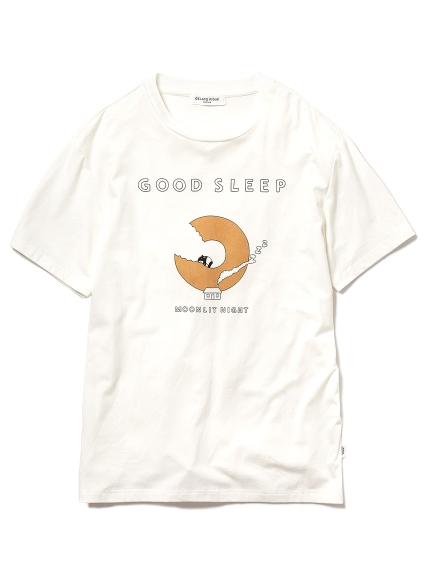 【GELATO PIQUE HOMME】GOOD SLEEPワンポイントTシャツ