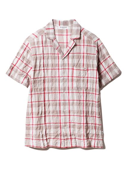 【GELATOPIQUEHOMME】チェックシャツ