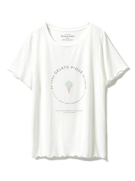 【10th】レーヨンロゴTシャツ