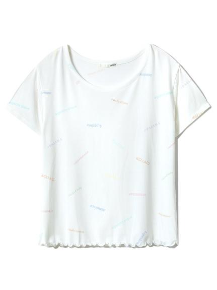 ハッシュタグTシャツ
