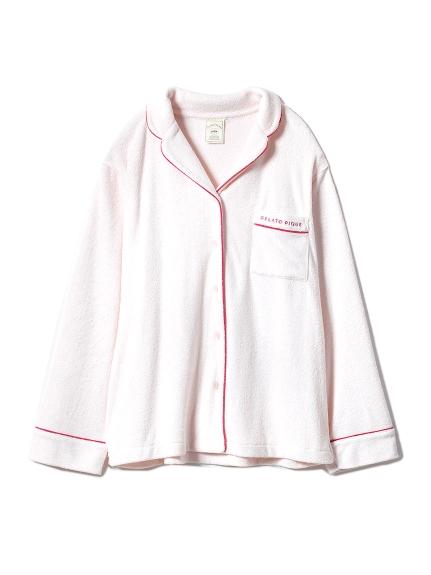 ミニパイルシャツ(PNK-F)