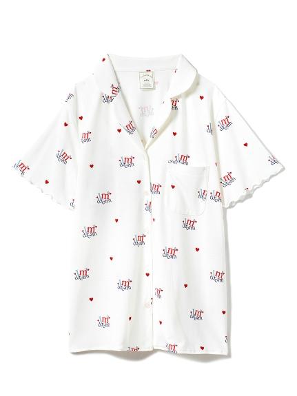 ハートロゴシャツ