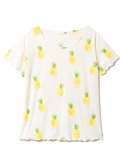 サマーフルーツTシャツ(YEL-F)