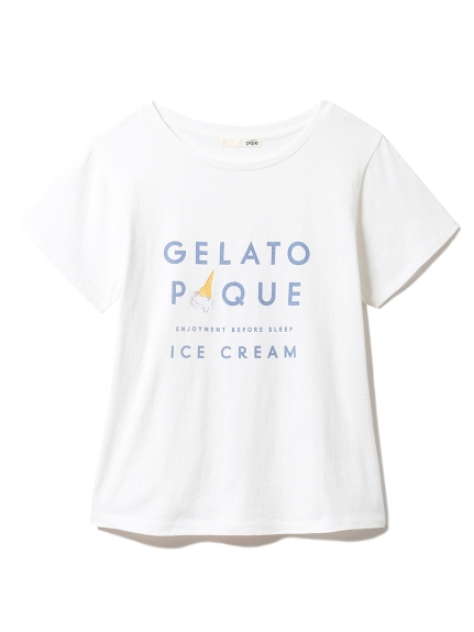 アイスロゴTシャツ