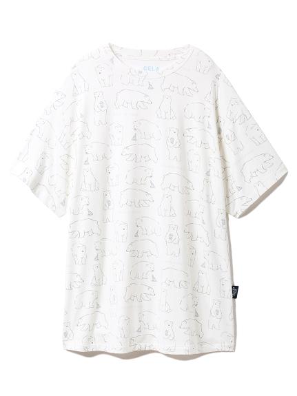 【シロクマフェア】冷感Tシャツ(OWHT-F)