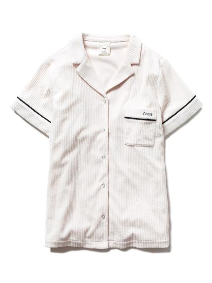 パイルリブシャツ