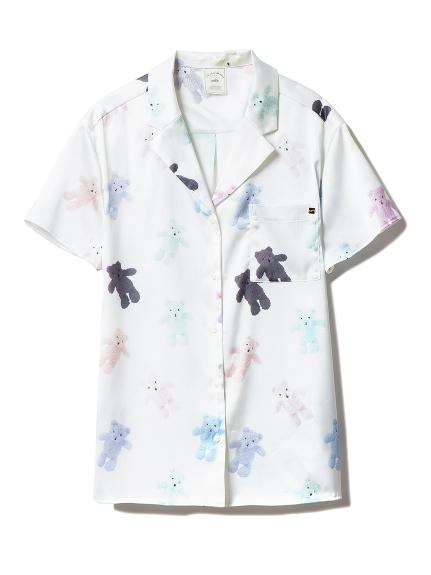 テディベアサテンシャツ(OWHT-F)