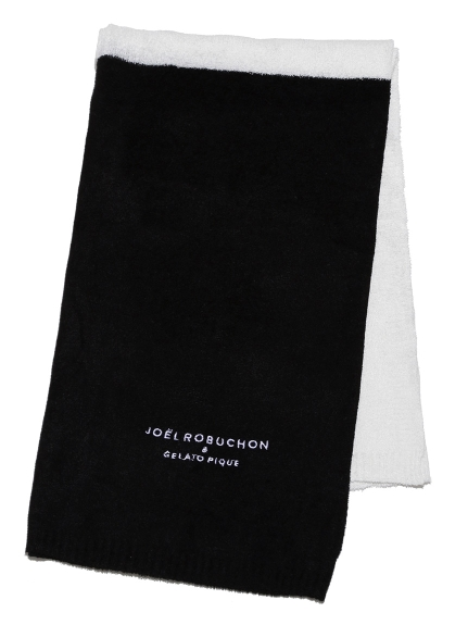 【Joel Robuchon & gelato pique】極薄'スムーズィー'ブランケット